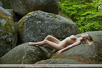 Erotic xxx models tasteful outdoor pearl private