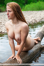 Femjoy softcore sexual model stripping younger