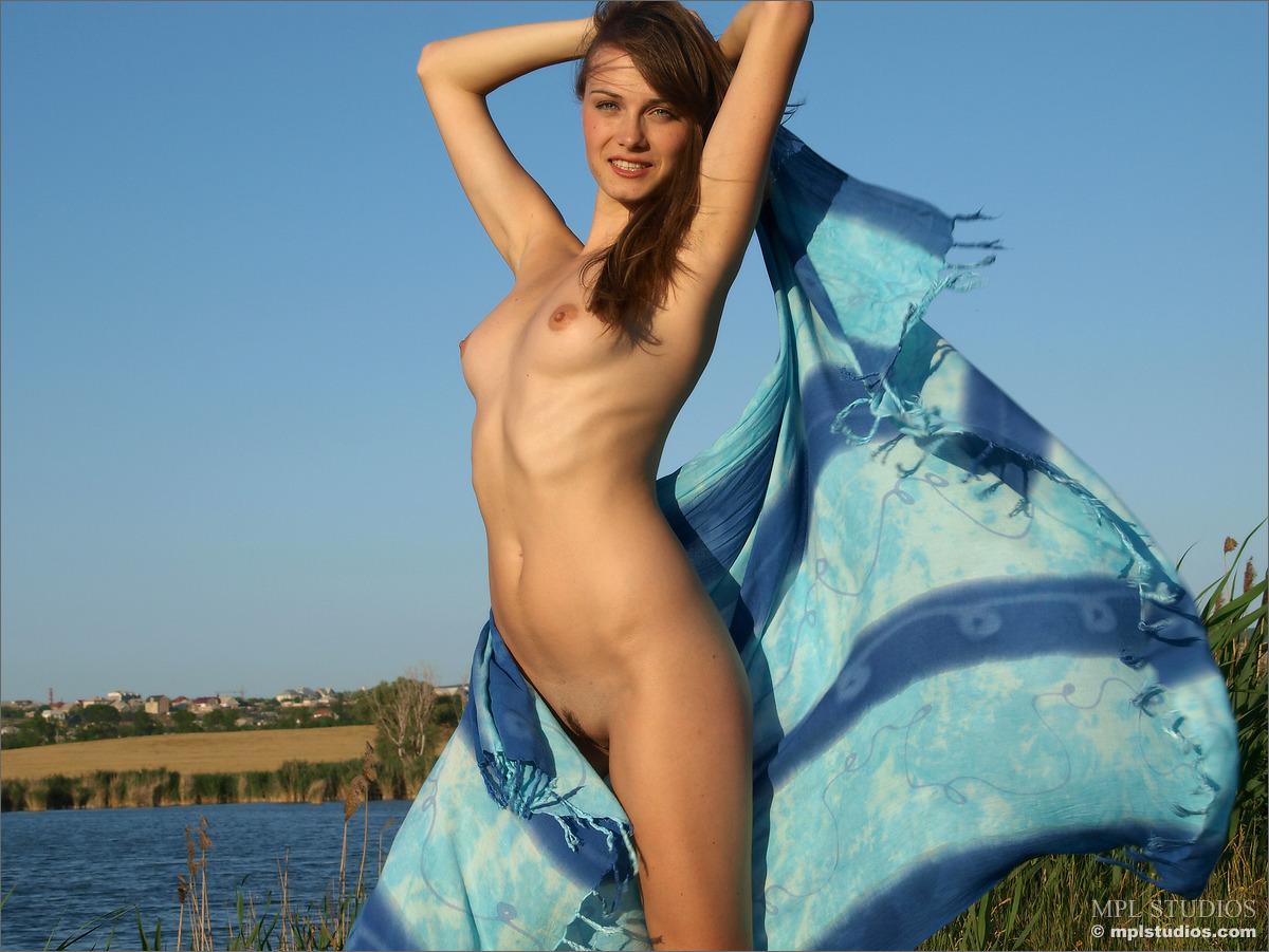 models Tasteful nude