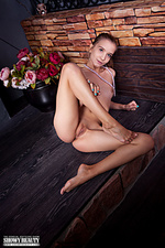 Delightful naked girl supermodel best posing nude