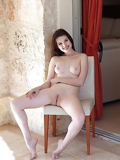 Serena wood serena wood displays her creamy, white body as she strips her sexy bikini.