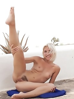 blonde hairy every holiday this weeks best of femjoy features the beautiful, sexy femjoy favorite kristy in every holiday. And it is a holiday every t