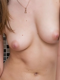 Sexy nude model