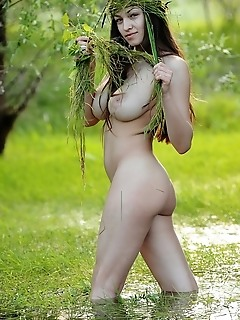 big titis, water, outdoor, outdoors, natural, nature, whenever wherever this weeks best of femjoy features the very voluptuous and sexy sofie in whene
