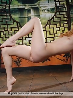 With a seductive, sultry gaze, subil debuts with her willowy physique, meaty and firm ass, puffy breasts, and incredibly sexy feet.