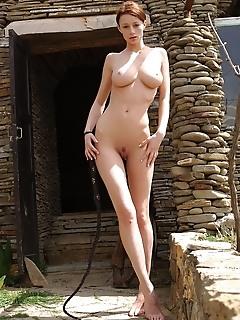 Free erotic redhead beauties pics big tits