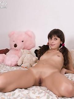 Neat erotica girls natural tits gallerys posing