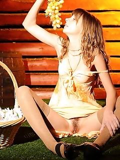 Erotica busty babes russian women nude hottie