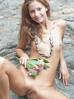 nymph weve worked the adorable isida several times, and have each time more and more. This weeks best of femjoy features her extraordinarily sexy outd
