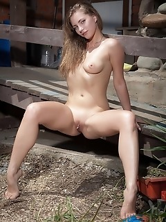 Erotica innocent russian gorgeous naked erotic girl