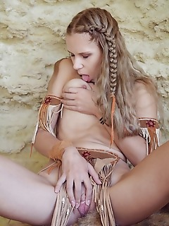 Gorgeous fresh witch