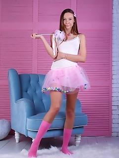 A playful fairy