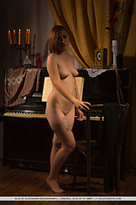Naked girl the life erotic single